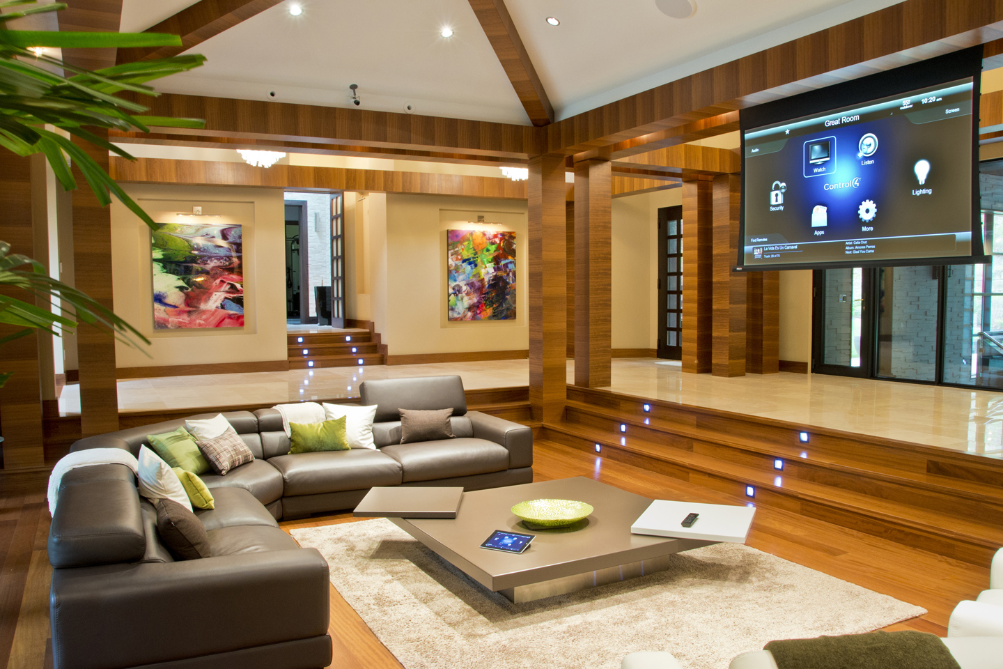 Premier Smart Homes Take Control Wiring For New Whole Home Automation